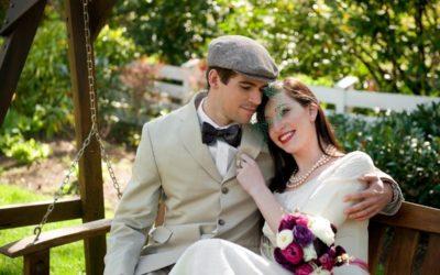 Un mariage c'est bien, vintage c'est mieux!