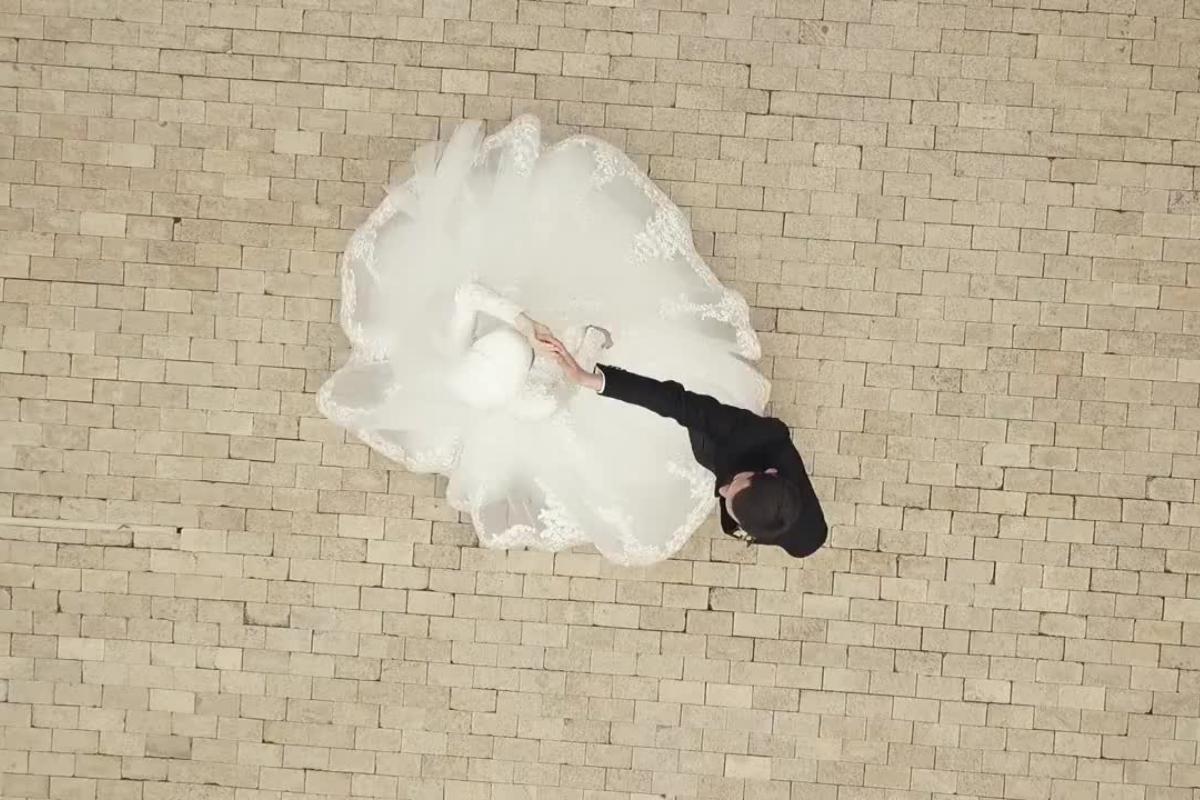 vidéo mariage insolite drone 360° gopro