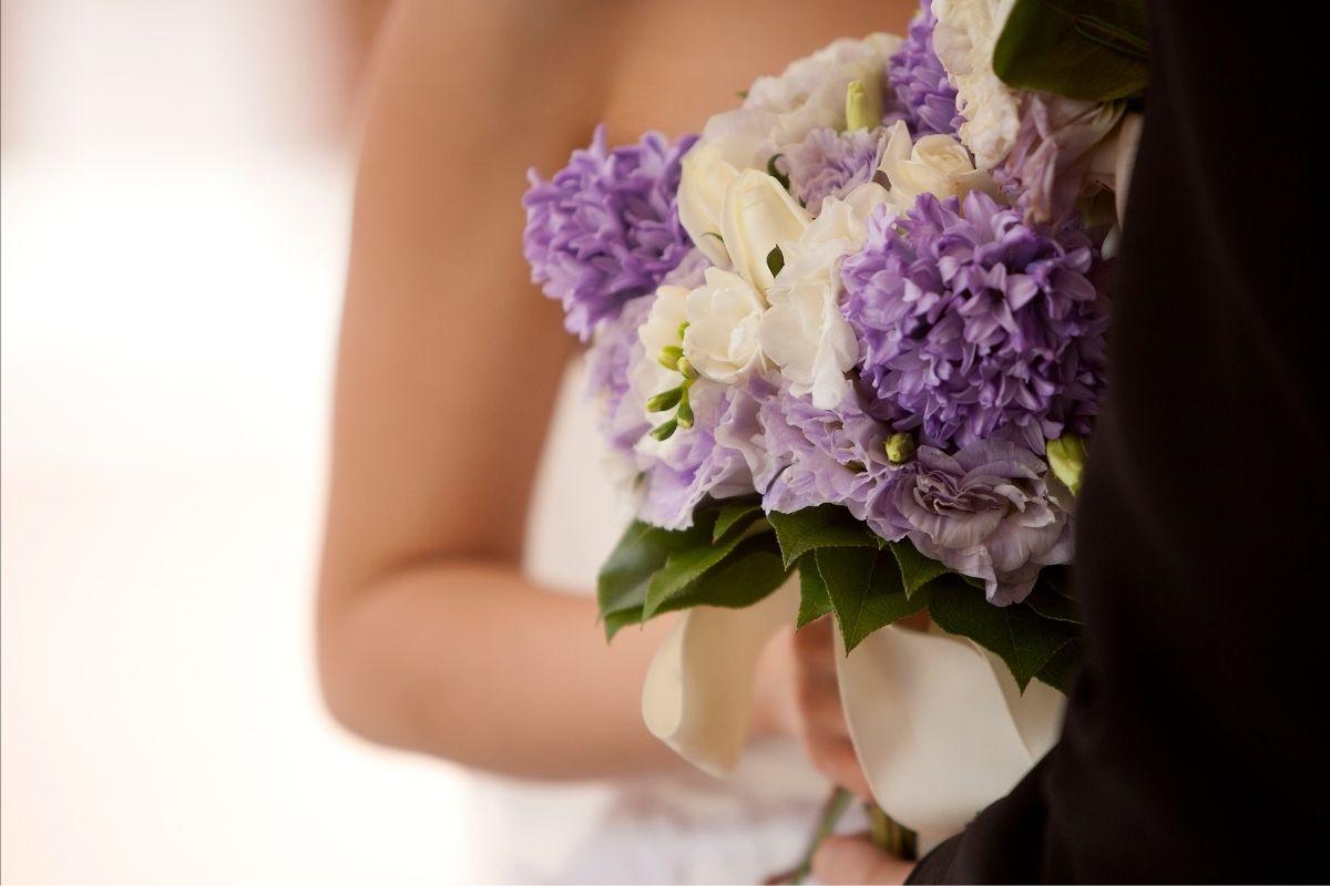 bouquet mariée mariage marié fleurs fleuriste signification sens