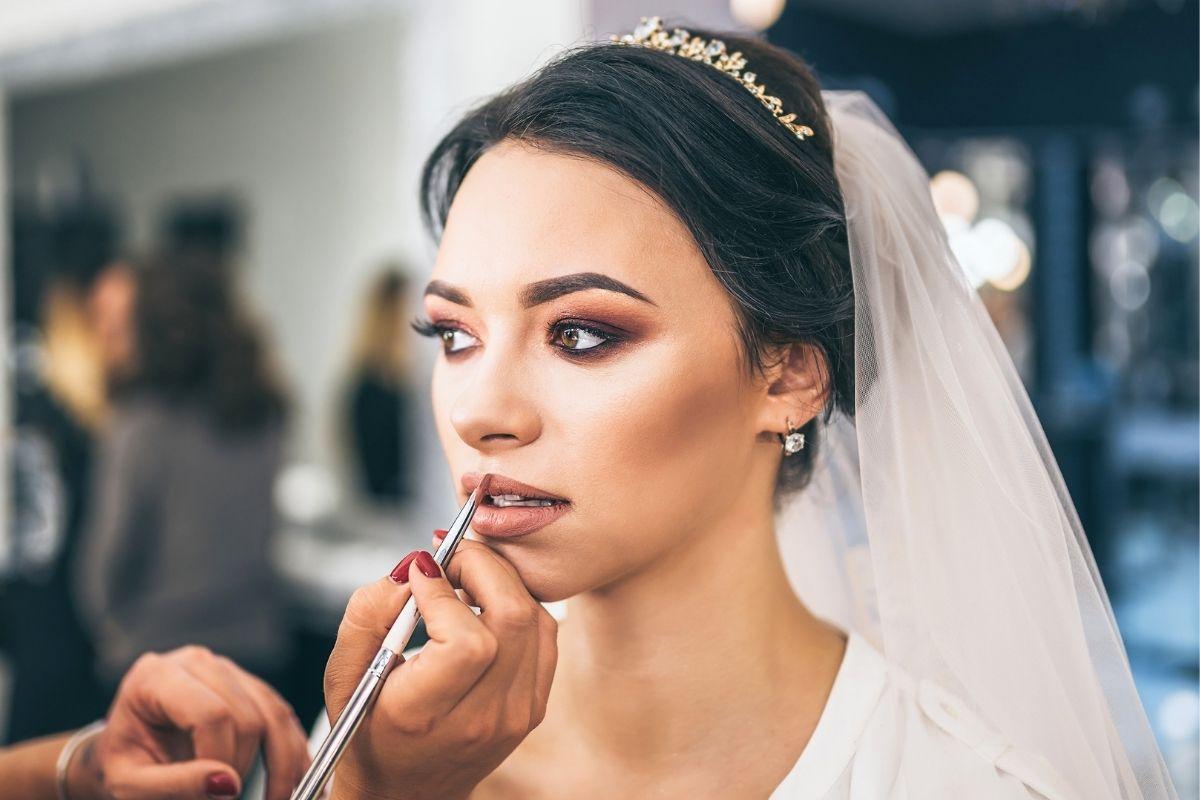 Mariée maquillage conseil beauté mariage make up