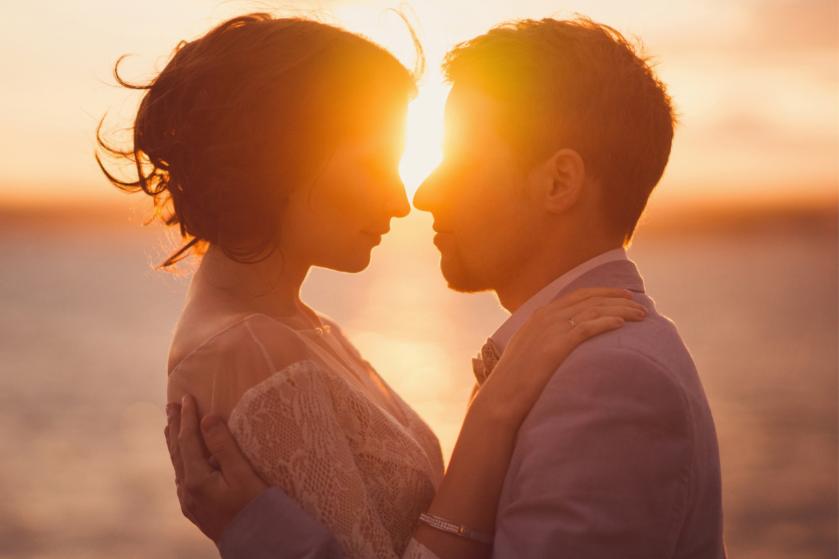 saint amour mariée aout marié fiancée fiancé love bride groom